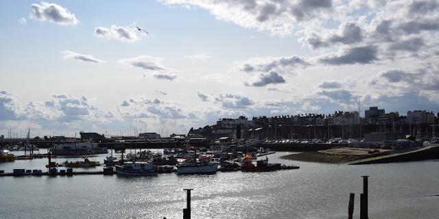 Der Hafen von Ramsgate