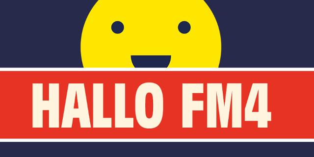"""Header-Bild mit Schriftzug """"Hallo FM4"""""""