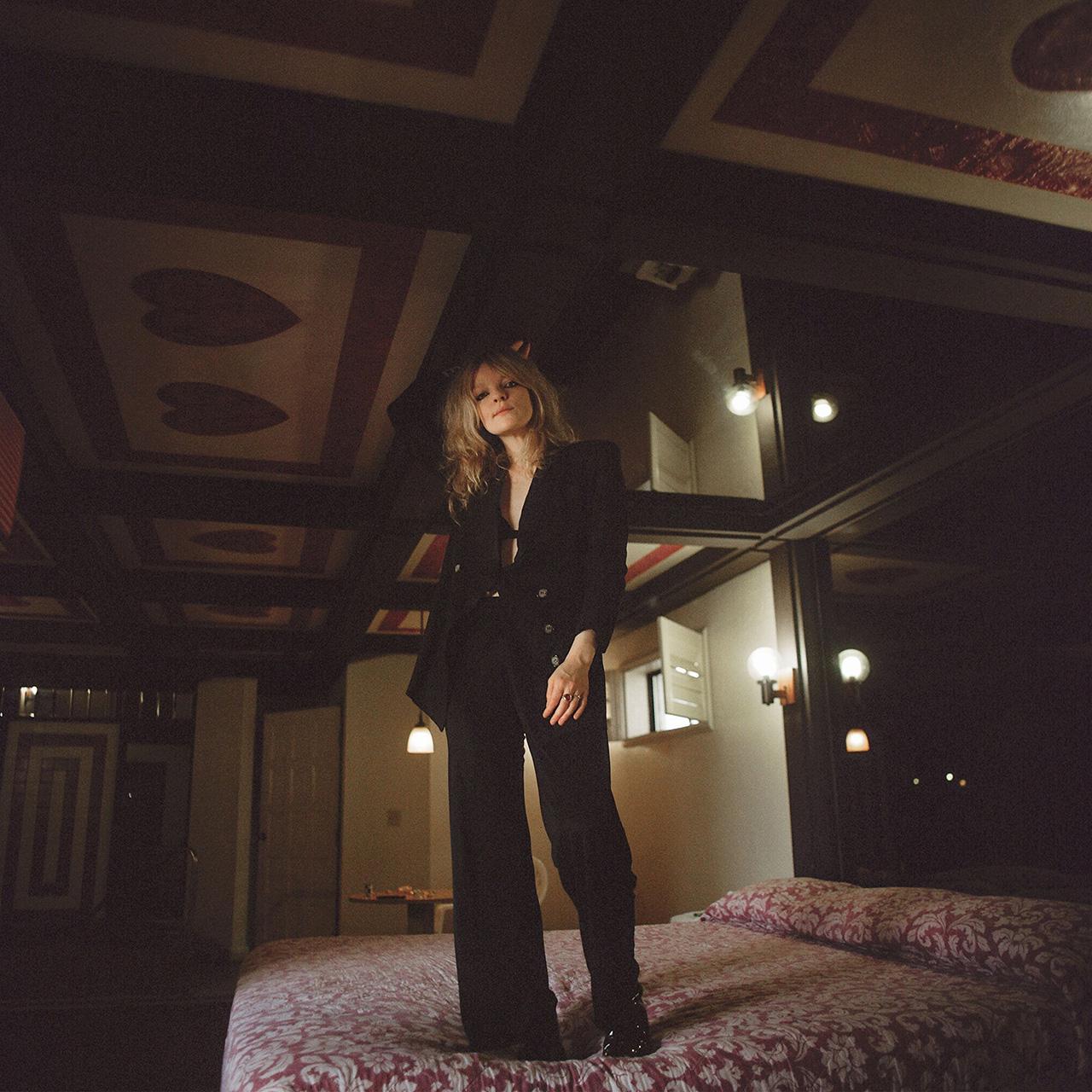 """Jessica Pratt """"Quiet Signs"""" cover"""