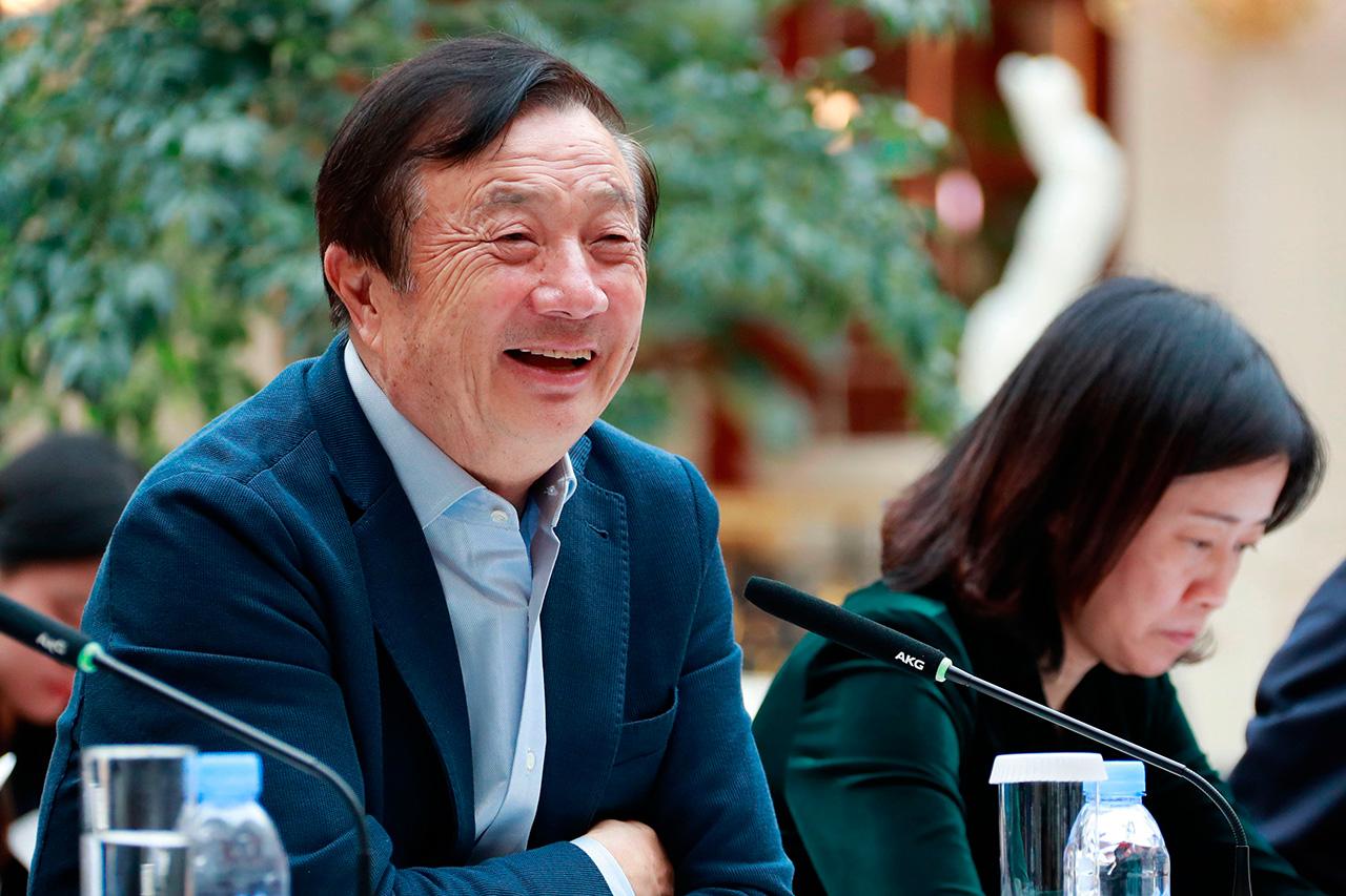 Huawei Gründer Ren Zhengfei