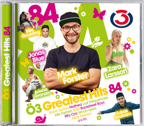 Ö3 Greatest Hits Vol 84