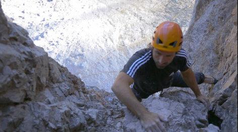 Abenteuer Alpen mit Reinhold Messner: Freiheit in den Bergen