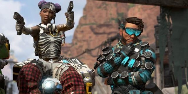 """Apex Legends"": Drei Champions"