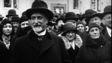 Baumeister der Republik  Karl Seitz