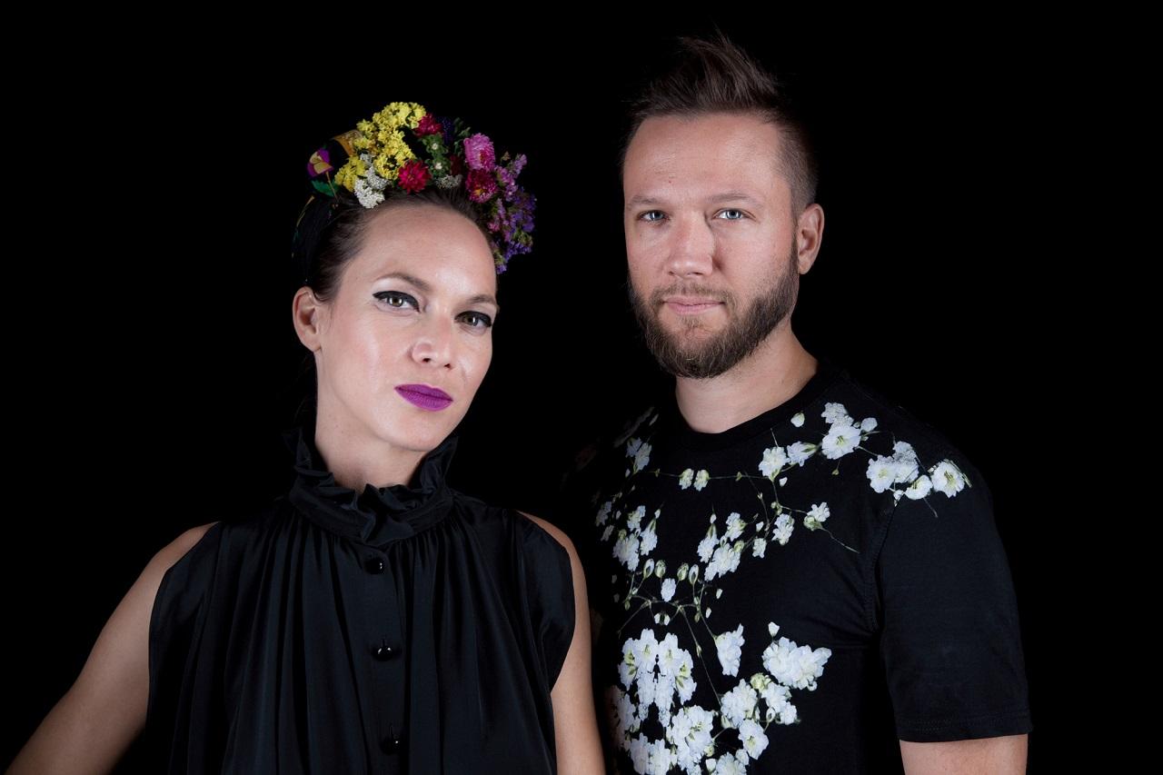 Portrait des Wiener Elektronik Duos Konea Ra