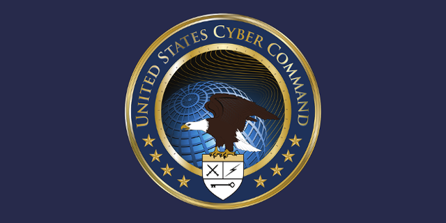 Logo United States Cyber Command