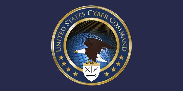 Logo United States Cyber Command