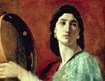 """Gemälde """"Mirjam"""" von Anselm Feuerbach (1829–1880)"""