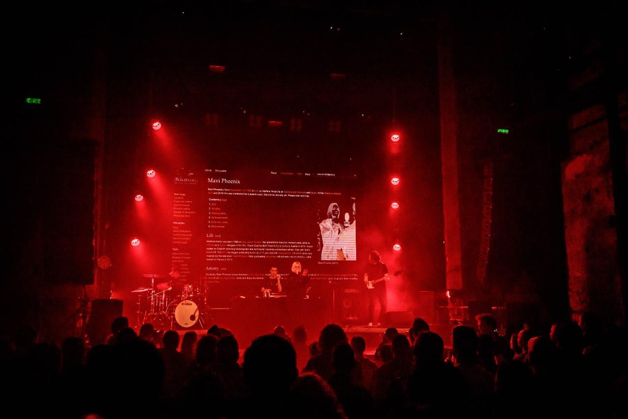 Mavi Phoenix @ Eurosonic