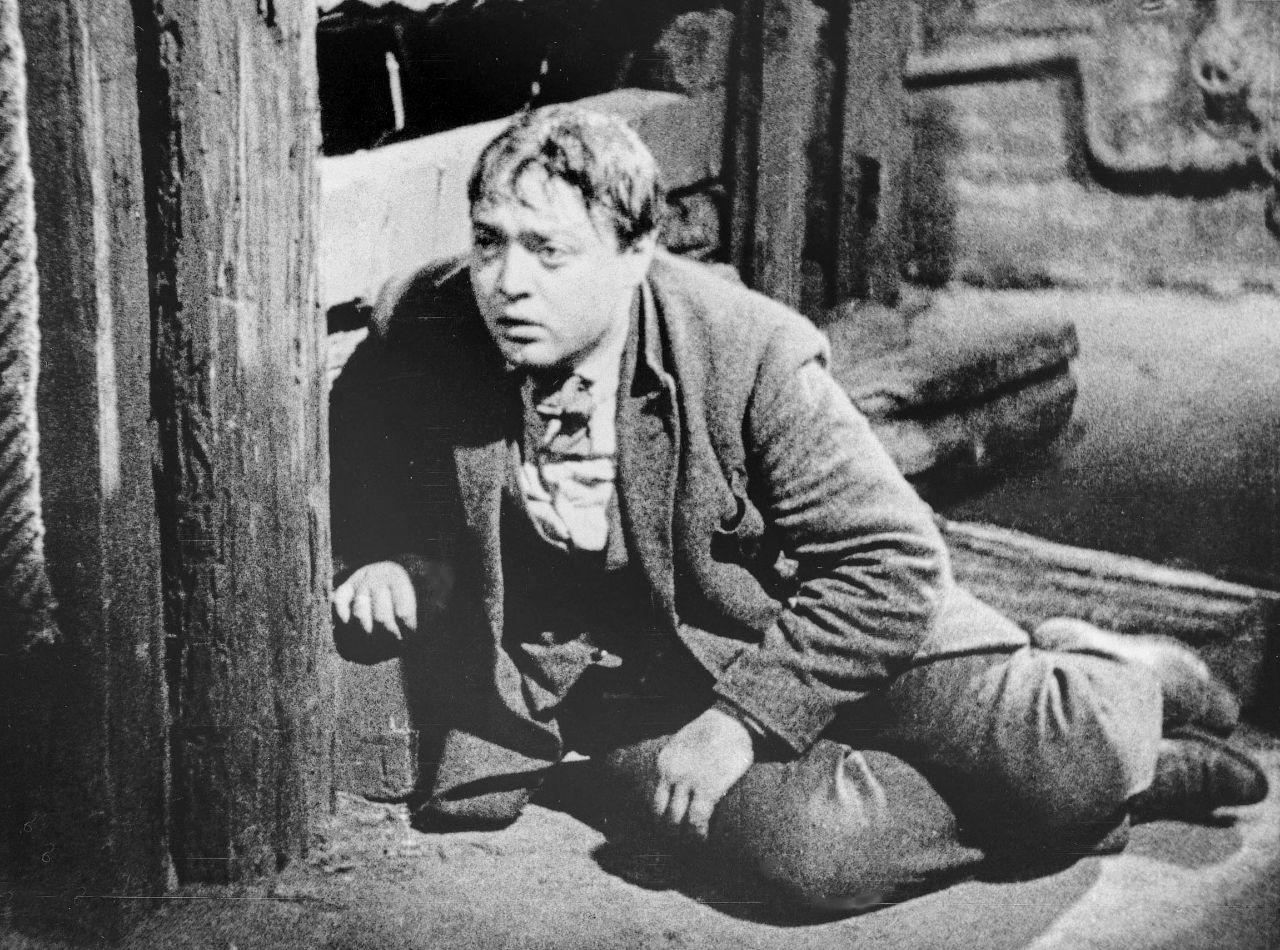 """Peter Lorre in """"M - Eine Stadt sucht einen Mörder"""""""