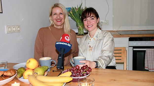 Claudia Stöckl und Verena Altenberger