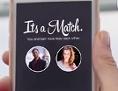 Handy mit Dating-App