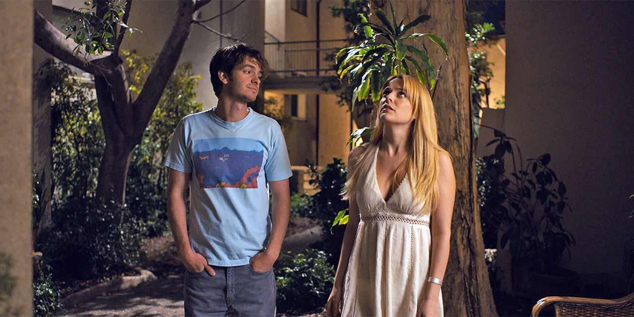 "Filmstill aus ""Under the Silver Lake"""