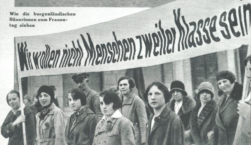 Frauentag 1930