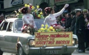 Österreich privat - Fasching, die närrische Zeit