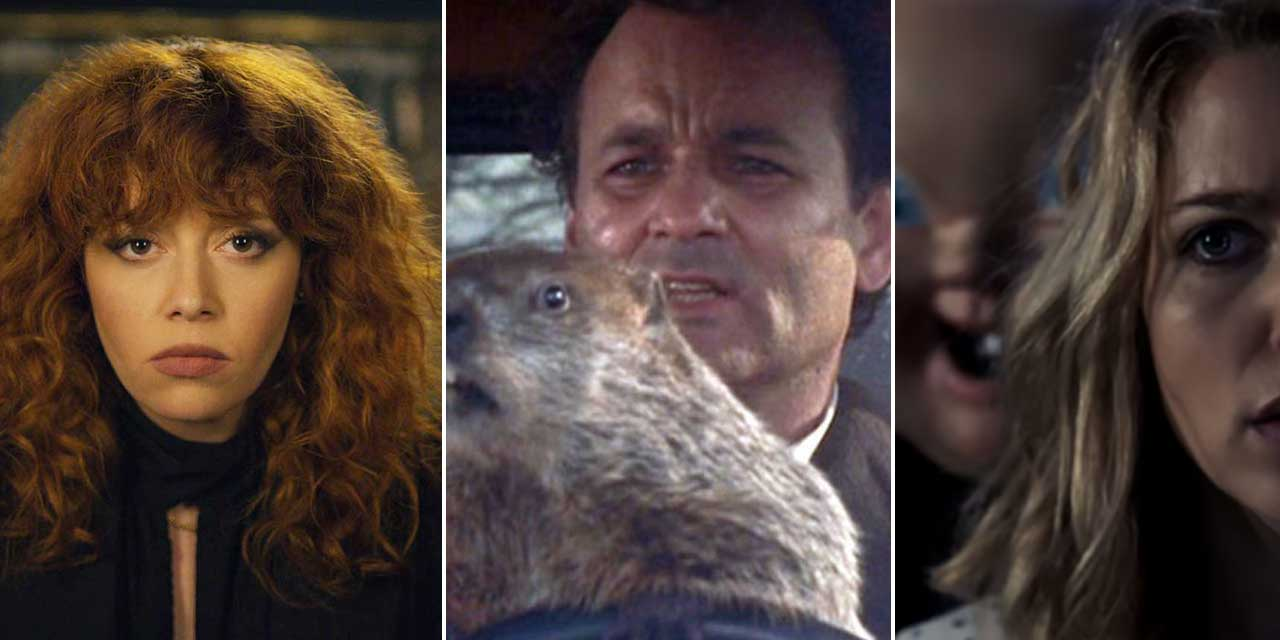 """Filme mit Zeitschleifen - """"Russian Doll"""", """"Groundhog Day"""", """"Happy Deathday"""""""