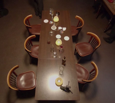 Der Stammtisch