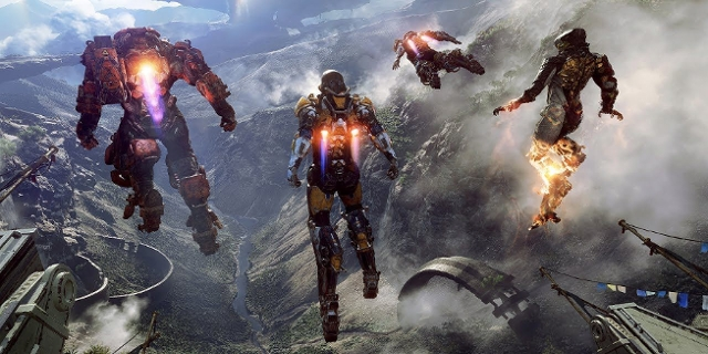 Game Anthem Screenshot