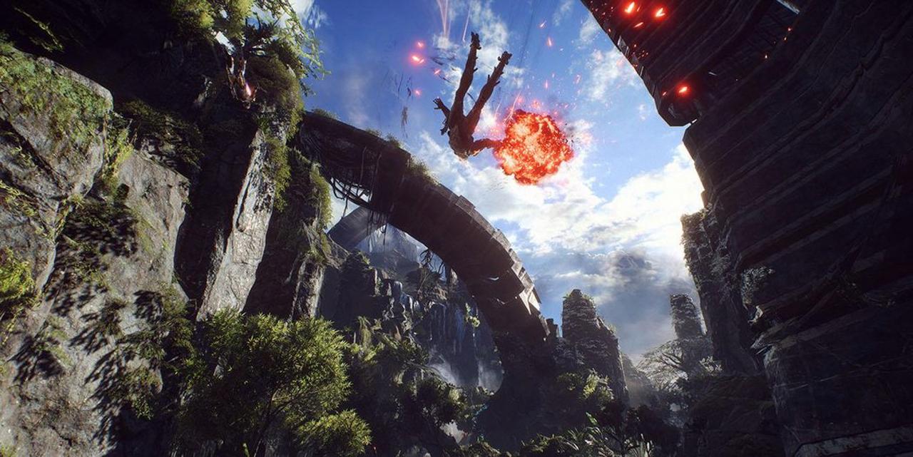 Game Anthem Screenshot