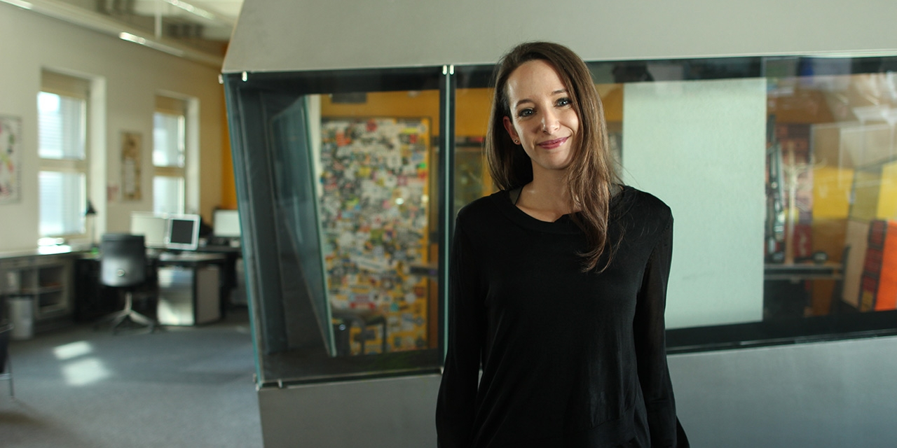 Game Developerin Johanna Pirker