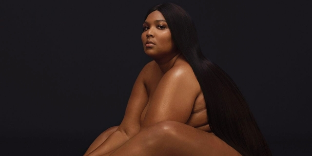 "Lizzo Plattencover ""Cuz I Love You"""