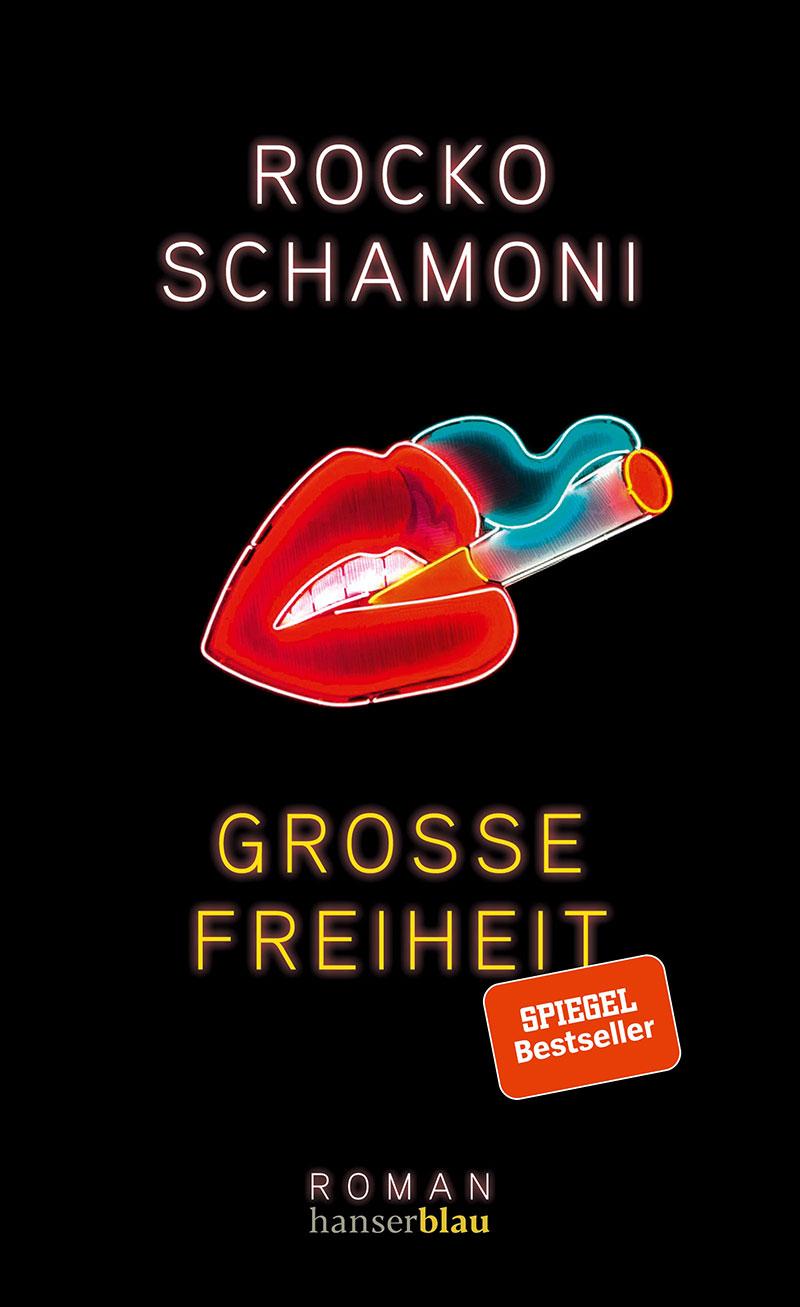 """Cover """"Große Freiheit"""""""