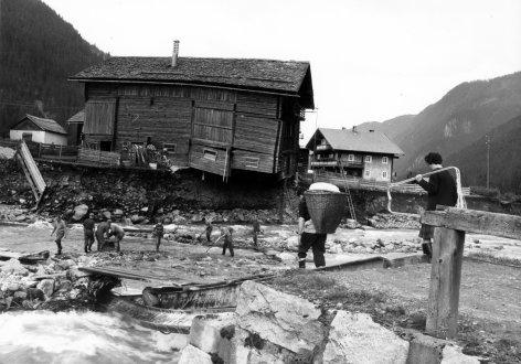 Zuhaus' im Defereggental - Leben von und mit der Natur