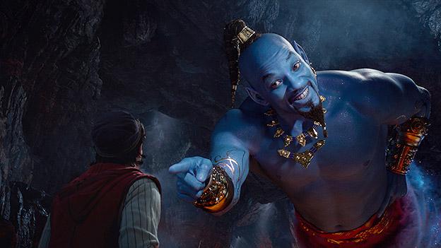 Szenenbild aus Aladdin