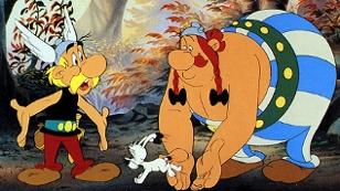 Asterix, Obelix und Idefix