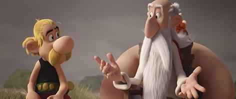 """Szenenbild aus """"Asterix und das Geheimnis des Zaubertranks"""""""