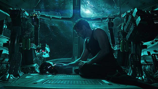 """Szenenbild aus """"Avengers: Endgame"""""""