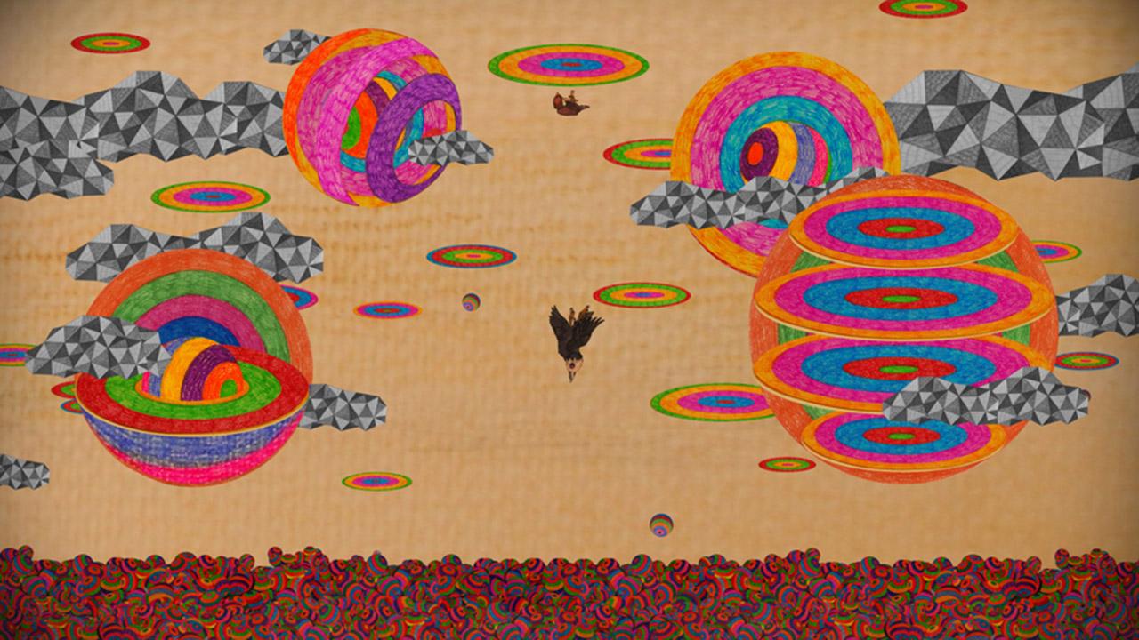 """Filmstill aus """"Birds Dream"""" von Mi Chai, CN 2014"""