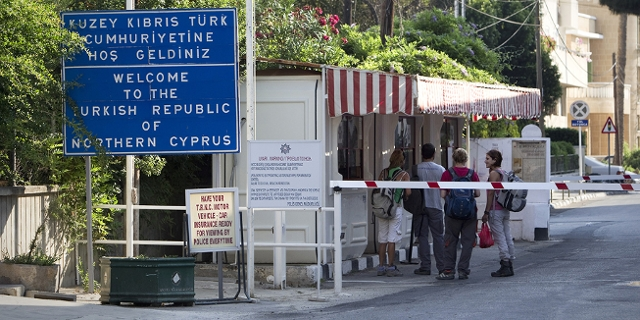 Grenzübergang Zypern