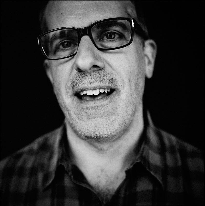 Der Autor Jonathan Lethem