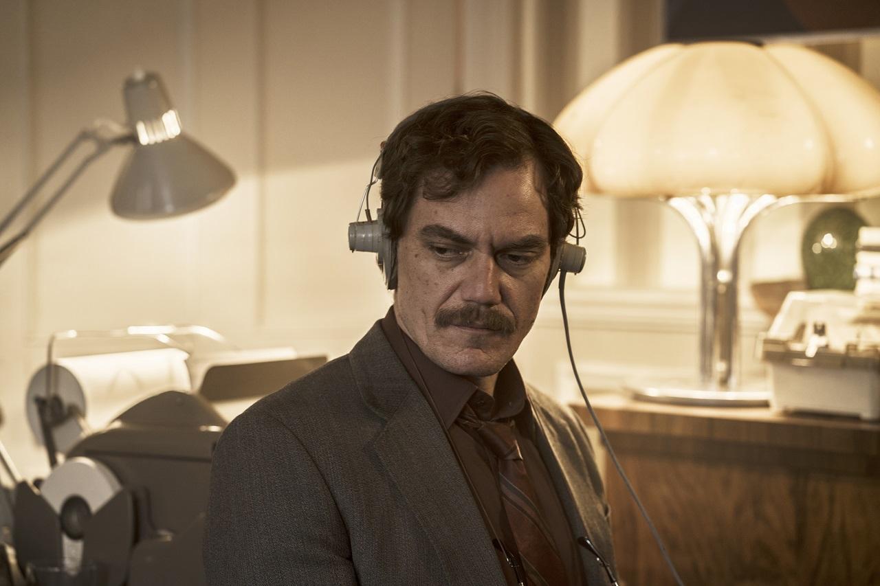 Michael Shannon als Mossad-Agent Marty Kurtz.