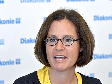 Diakonie-Österreich-Direktorin Maria Katharina Moser