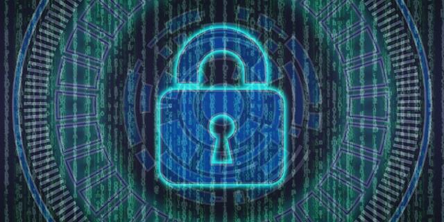 Cyber Security Symbolbild