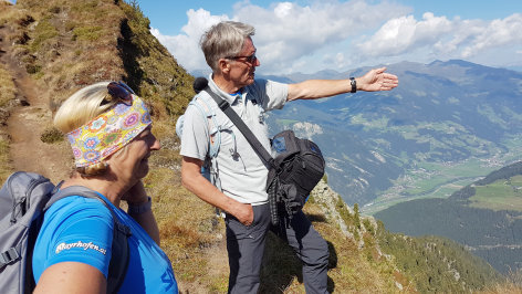 St. Anton am Arlberg mit Peter Habeler