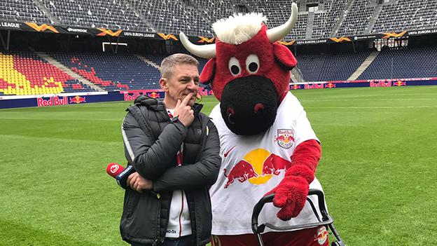 Andi Knoll bei Red Bull Salzburg