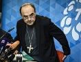 Der mittlerweile verurteilte Erzbischof von Lyon Kardinal Philippe Barbarin