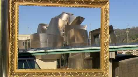 Aus dem Rahmen  Kunst, Karl und die Basken - Das Guggenheim-Museum in Bilbao