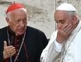 Kardinal Ricardo Ezzati Andrello mit Papst Franziskus