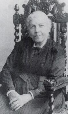 Harriet Ann Jacobs: Entflohene Sklavin, Buchautorin, Frauen- und Menschenrechtsaktivistin