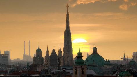Der Wiener Stephansdom - die Wiedergeburt eines Wahrzeichens