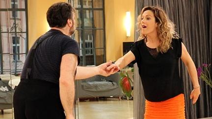 Martin und Manuela tanzen Jive