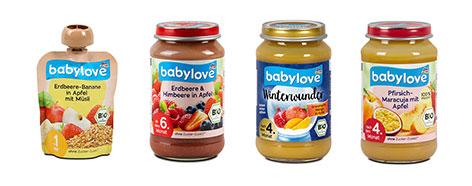 babylove Babynahrung