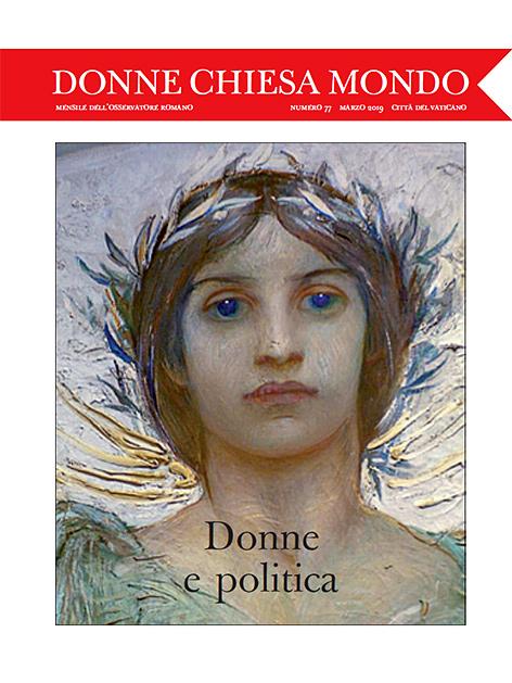 "Cover von ""Donna Chiesa Mondo"""