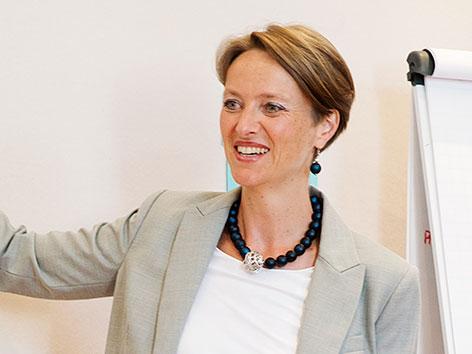 Magdalena Holztrattner, Direktorin der Katholischen Sozialakademie