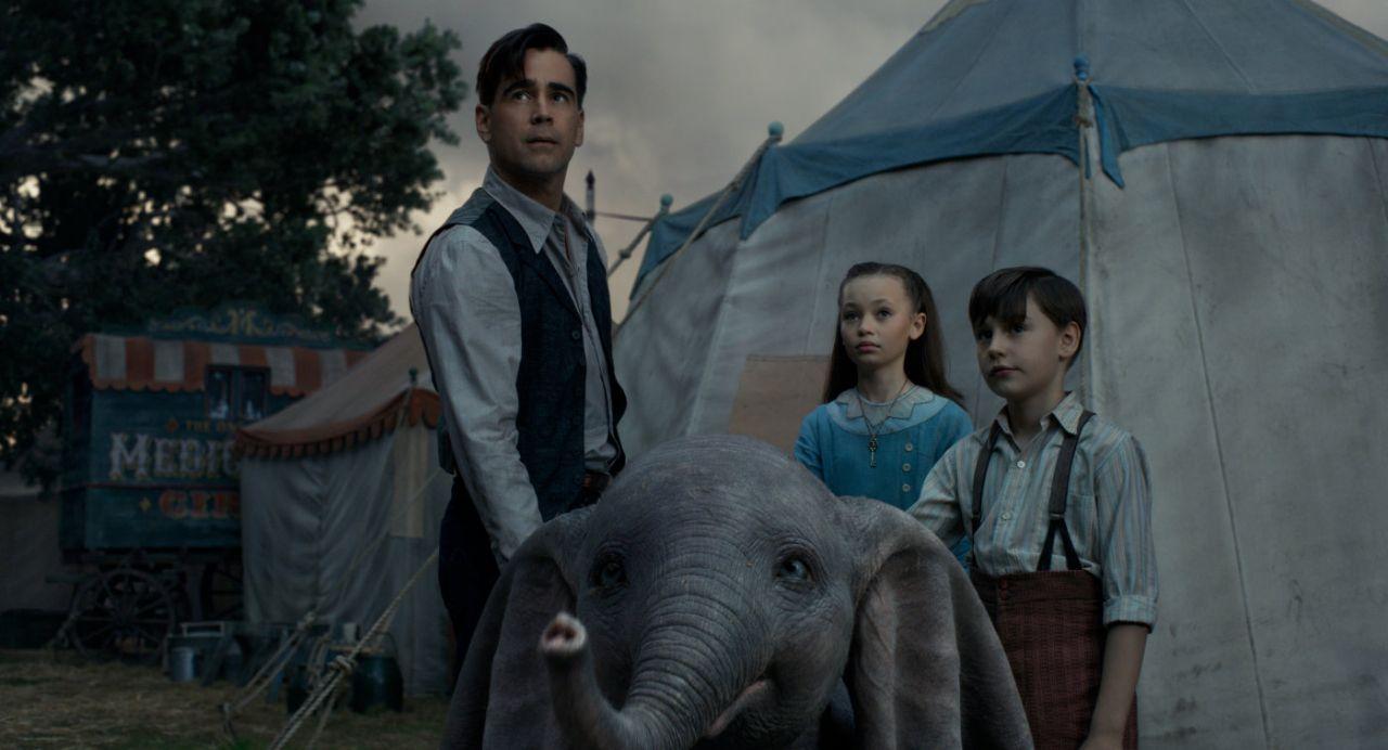 "Szenenbild ""Dumbo"""