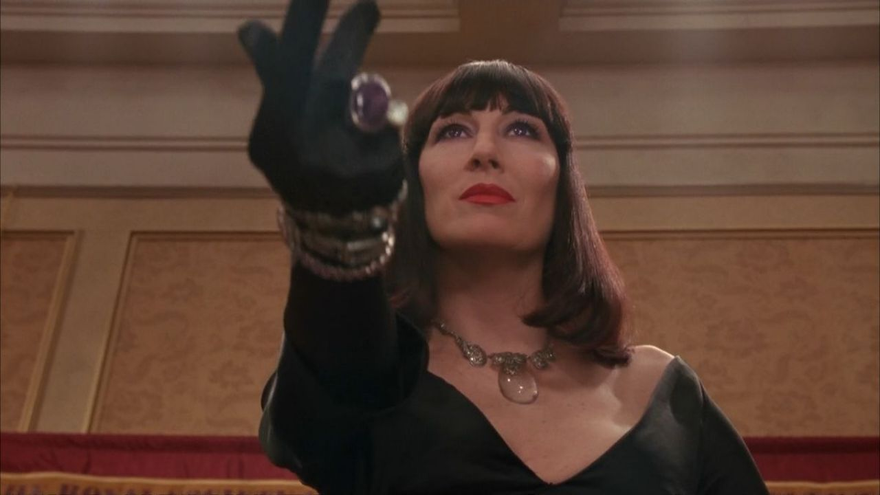 "Anjelica Huston in ""The Witches"""